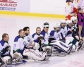 The second place at Russia Sledge Hockey Championship