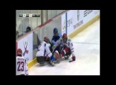 Ice sledge hockey - Italy v Russia - 2013 IPC