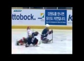 Ice sledge hockey - Semi-final USA v Russia - 2013 IPC