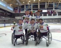 Russia takes the 3rd place at the Sledge Hockey World Championships