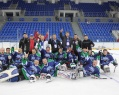 On the prospects of ice sledge hockey in Ugra.
